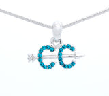 Cross Country Necklace
