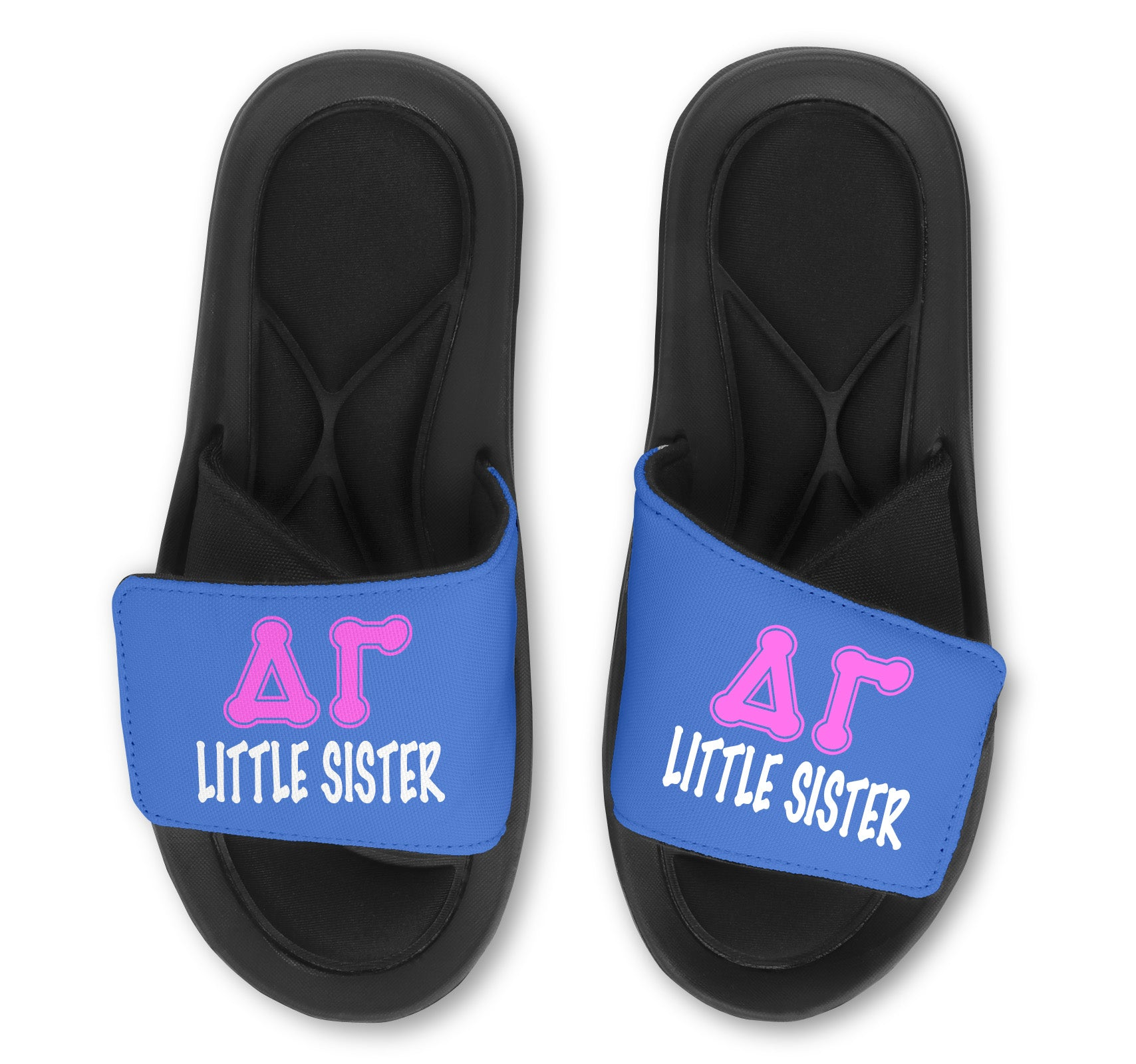 Alpha Delta Gamma Slides - Little Sister