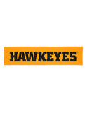 "Iowa ""Hawkeyes"" Cotton Headbands - Choose Your Style"