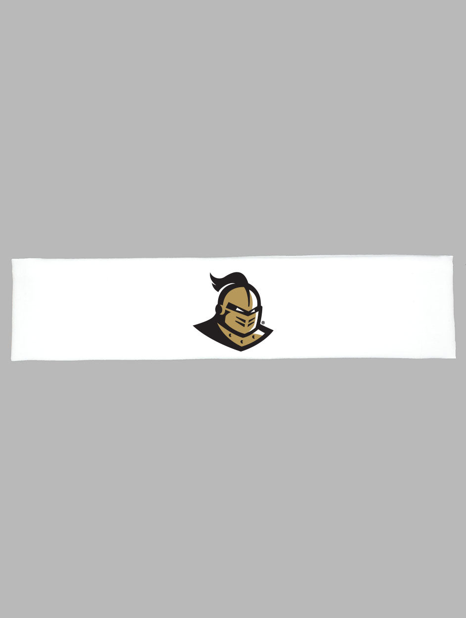 UCF Knights Logo Headband - White/Full Color