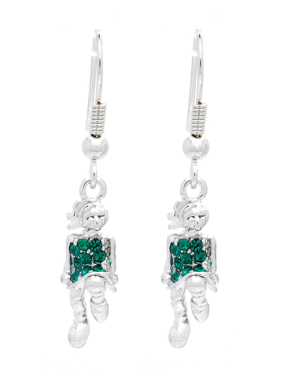 Irish Dancer Earrings - DANGLE
