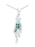Irish Dancer Necklace - Large