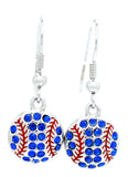 Baseball/Softball DANGLE Earrings - Large