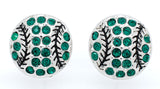 Baseball/Softball POST Earrings - Large