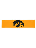 "Iowa ""Hawkeye Logo"" Cotton Headbands - Choose Your Style"