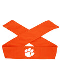 Clemson Tigers Paw Tie Headband - Choose Your Style