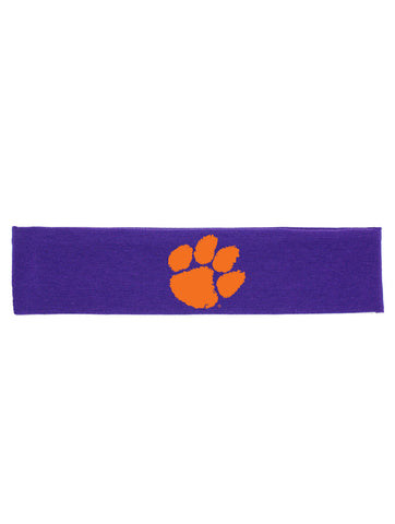 Clemson Tigers Paw Headband - Choose Your Style