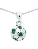 Soccer Ball Necklace - Mini