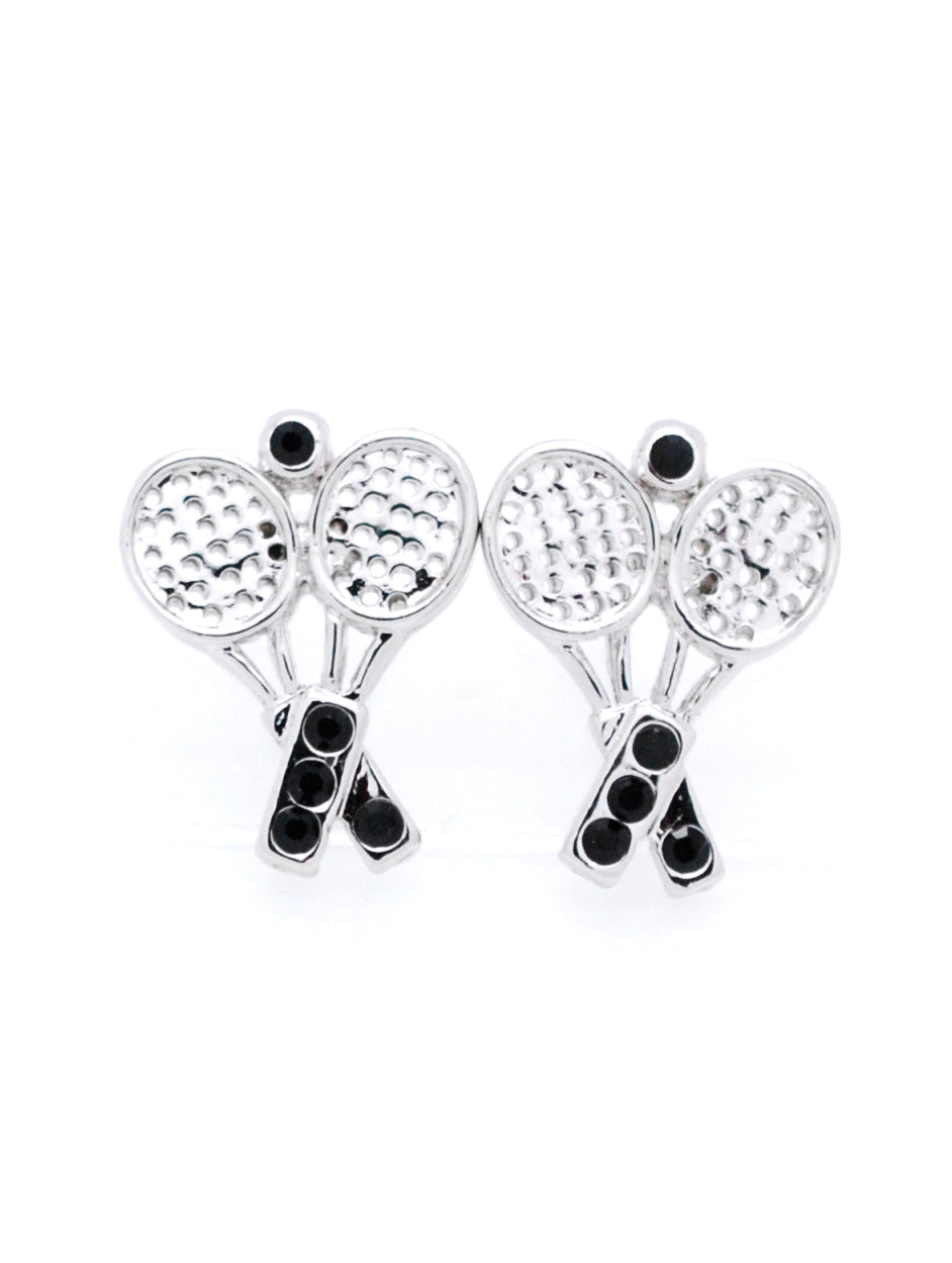 Tennis Earrings - POST