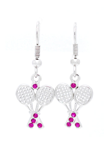Tennis Earrings - DANGLE