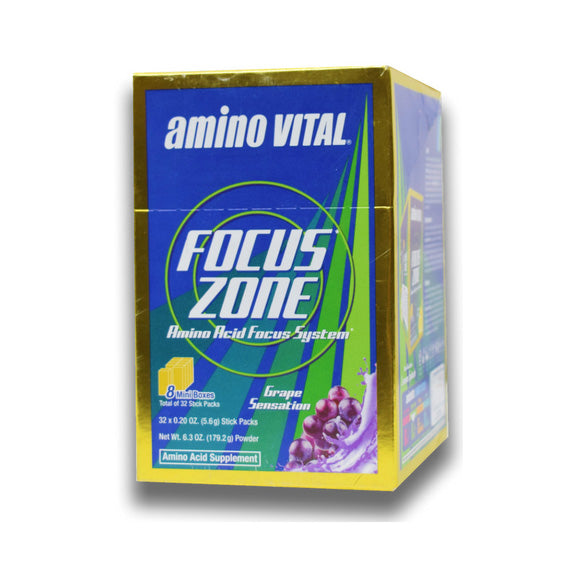 Focus Zone (32 Single Serve Packets)