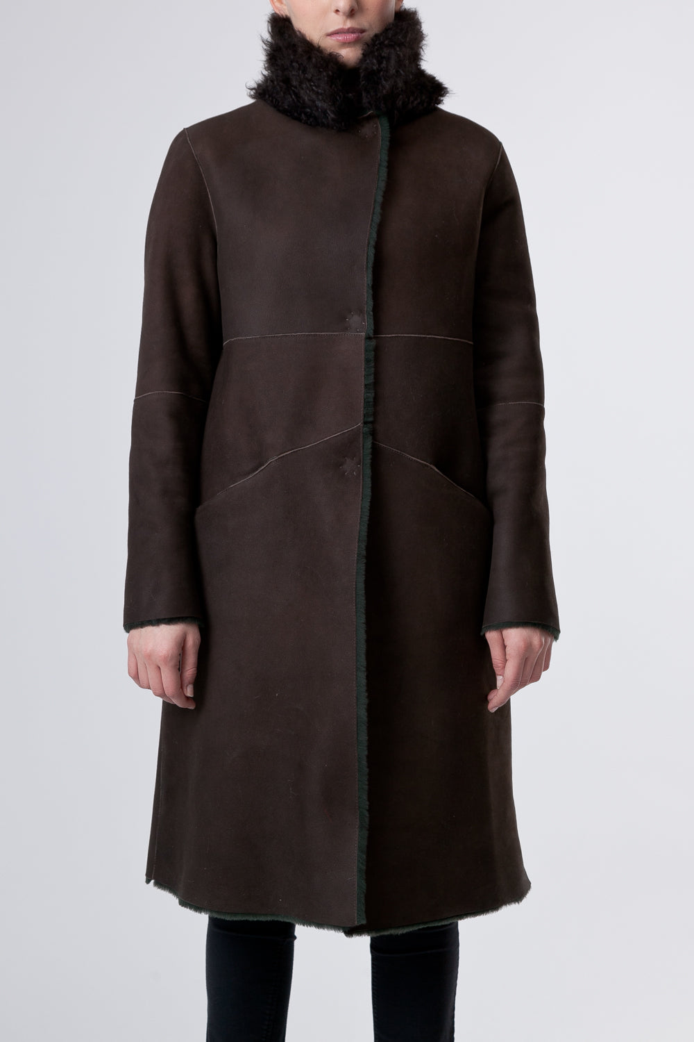 Il Cappotto Brown - Brown Coat Wears