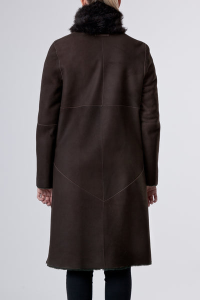 Stylus Cappotto Brown Uomo Collection