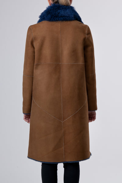 Cappotto Cognac Women's Collections