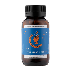 THE MASC-LETE - Modern Ayurvedic vegan supplement