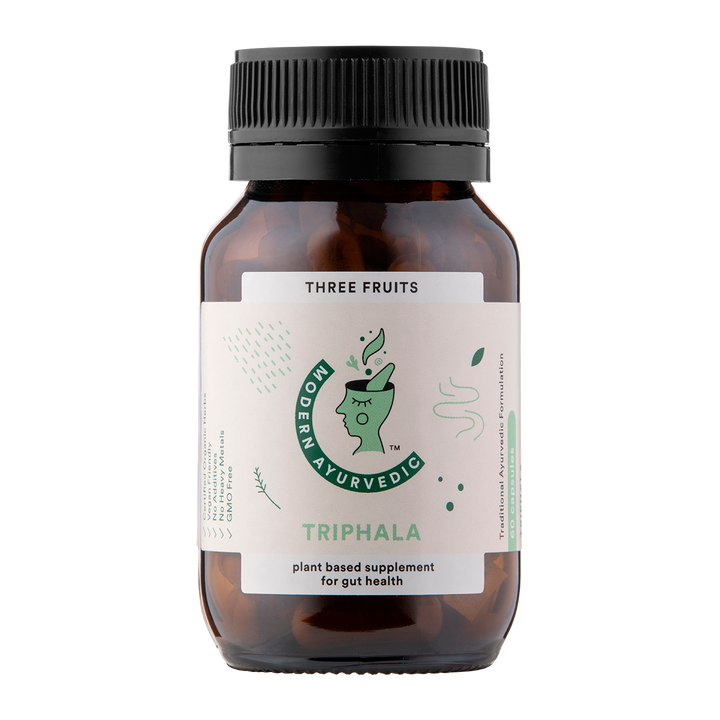 TRIPHALA - Modern Ayurvedic vegan supplement