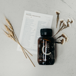 MY ALCHEMY - Modern Ayurvedic vegan supplement