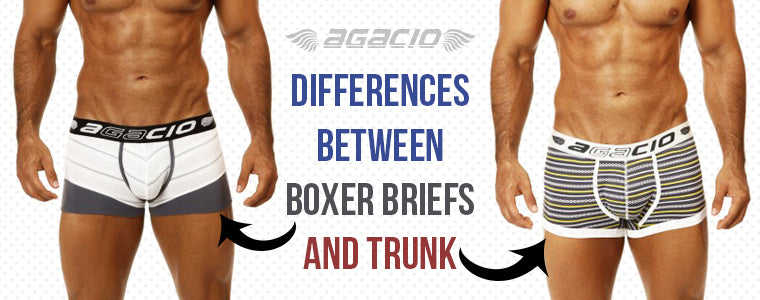 Differences Between Boxer Briefs and Trunk | Agacio
