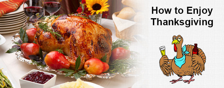 How to Enjoy Thanksgiving | Agacio