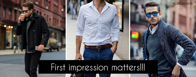 Men's Fashion: Make an Everlasting Impression