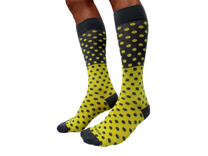Agacio AG090004 Executive Dots Sock