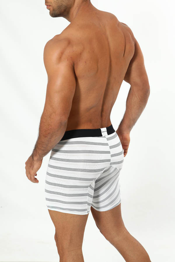 Agacio AG5943 Long Stripes Boxer