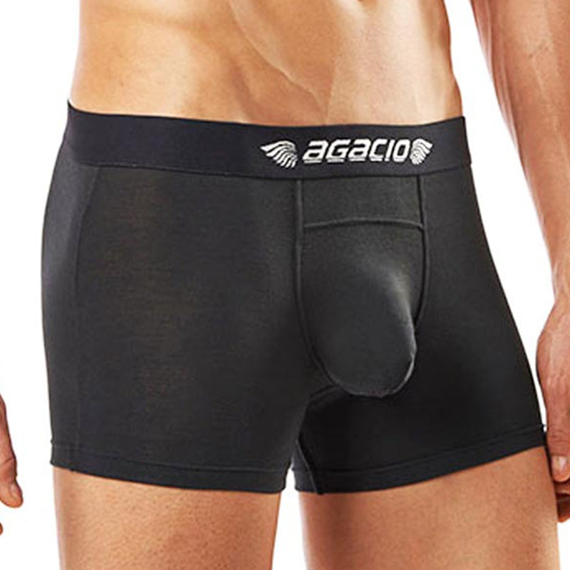 Agacio AG5853 DEEP BOXER BRIEF