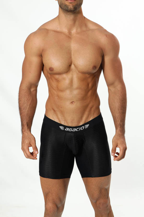 Agacio AG5940  Long Stripes Boxer