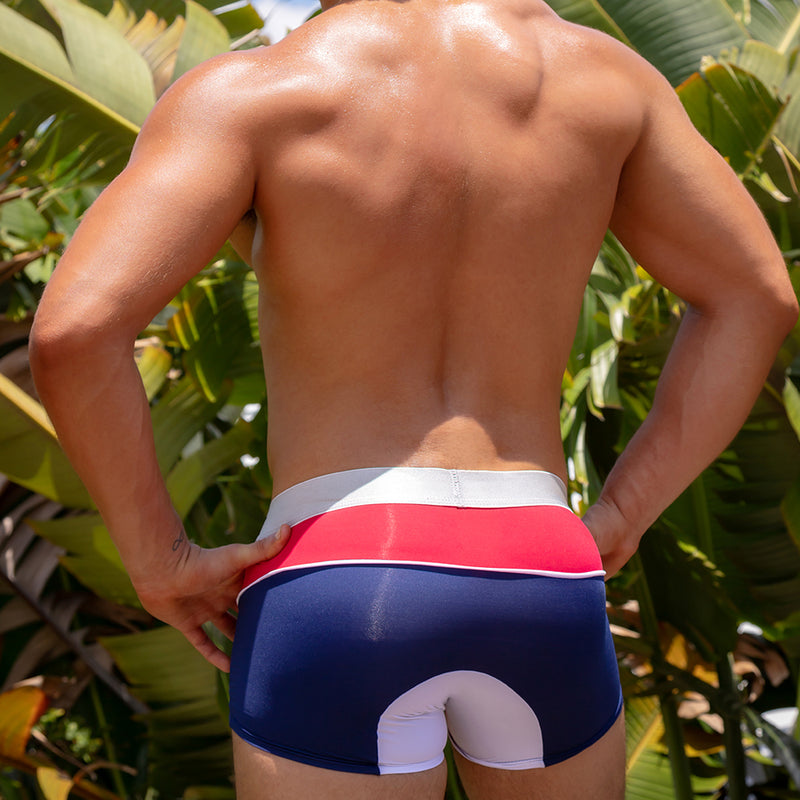 Agacio AGG042 Visual Boxer Brief