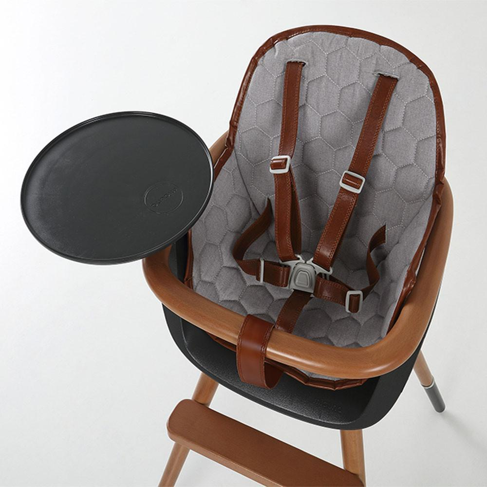a2223ab27ec7 ... Micuna OVO Max City High Chair W  Leather Belts   Pad OHC43001 ...