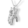 lacrosse eglove miniature pendant- lacrosse girls jewelry gifts for entire lacrosse team