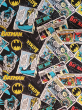 Load image into Gallery viewer, Batman Comics - Fabric Face / Dust Mask Reference Sheet