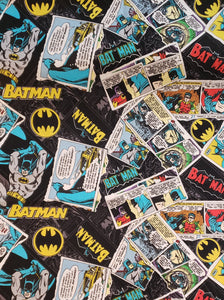 Batman Comics - Fabric Face / Dust Mask Reference Sheet