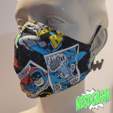 Load image into Gallery viewer, Batman Comics - Fabric Face / Dust Mask