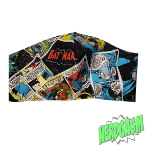 Batman Comics - Fabric Face / Dust Mask