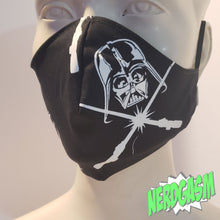 Load image into Gallery viewer, Vader Lord of the Siths - Fabric Face / Dust Mask