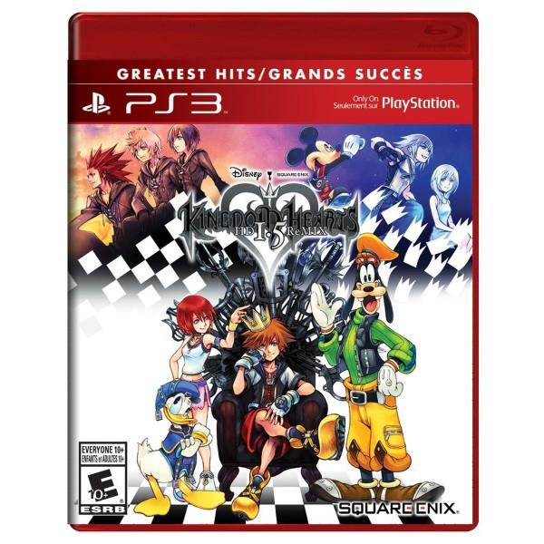 Kingdom Hearts 1.5 Greatest Hits - PS3