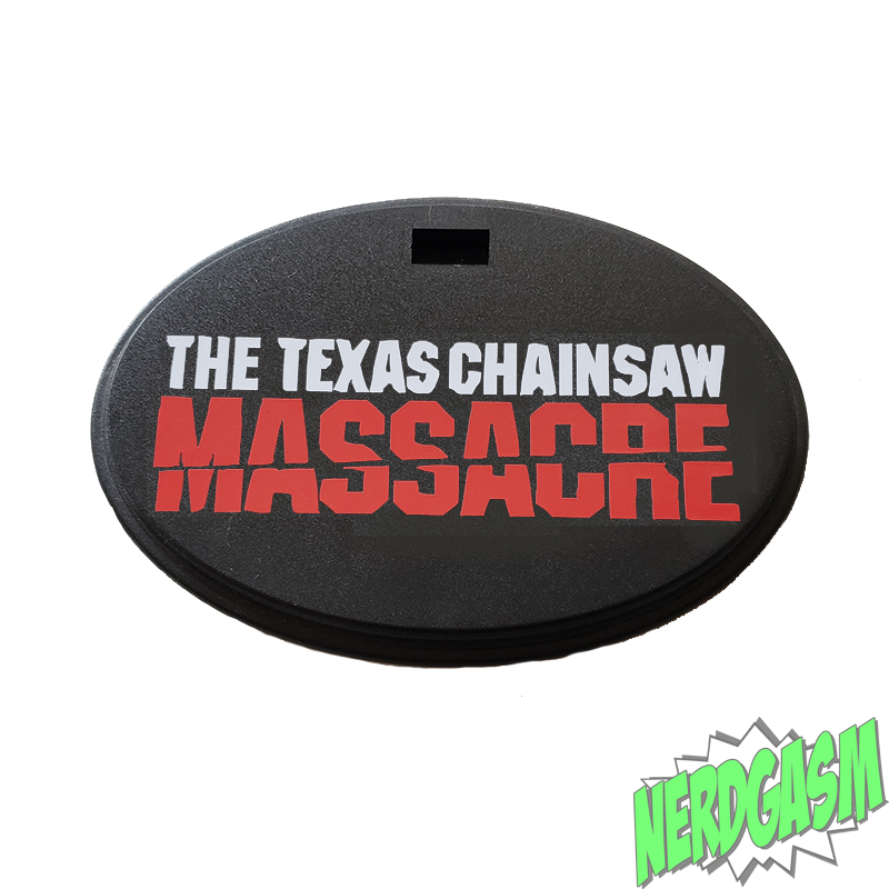 Texas Chainsaw Massacre DECAL ONLY