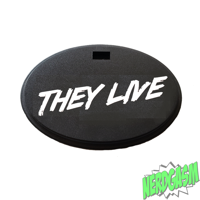 They Live DECAL ONLY