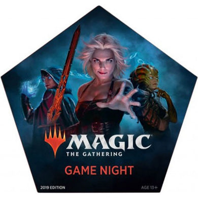 Magic the Gathering Game Night (2019 Edition)