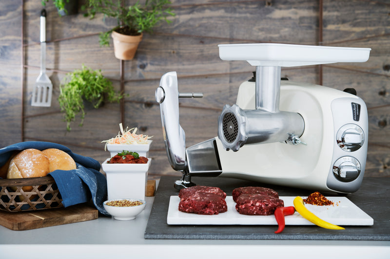 Ankarsrum Meat Mincer Complete Package (Available for May shipping)