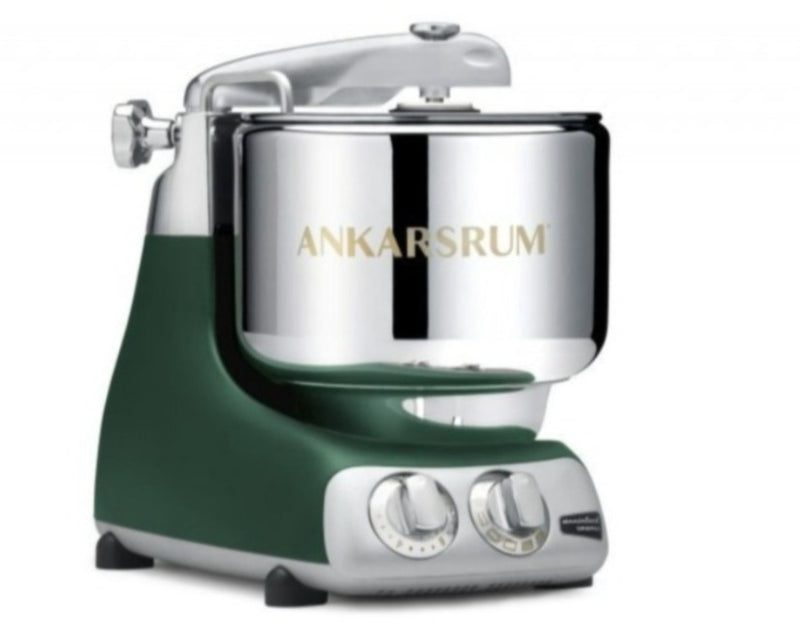 Forest Green Ankarsrum Mixer