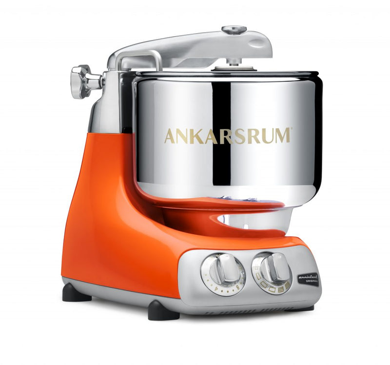 Orange Ankarsrum Mixer (preorder for February shipping)
