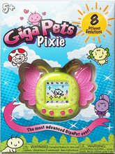 Load image into Gallery viewer, GigaPets Pixie Green: Collectors Box Edition