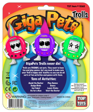 Load image into Gallery viewer, GigaPets Trolls - Purple