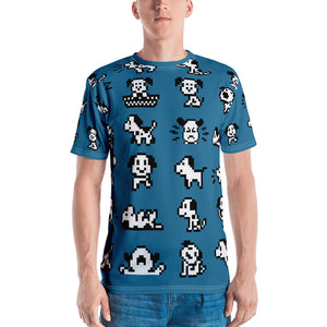 Puppie All Over Men's T-shirt