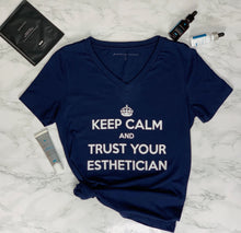 Load image into Gallery viewer, Aesthetically Speaking Keep Calm and Trust Your Esthetician with Skinceuticals Medical Grade Skincare Products
