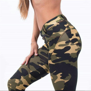 Camouflage | Leggings