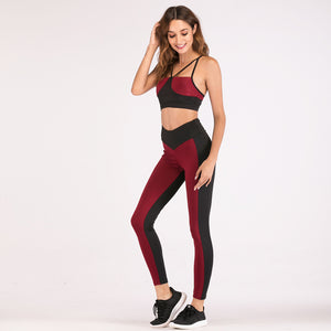 Driven | Crop and Leggings set