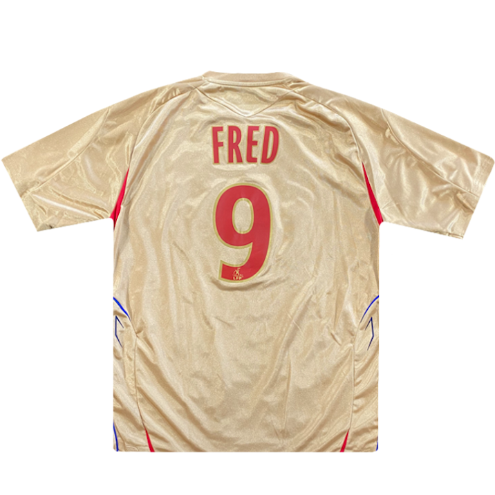 maillot fred ol vintage saison 2007-2008